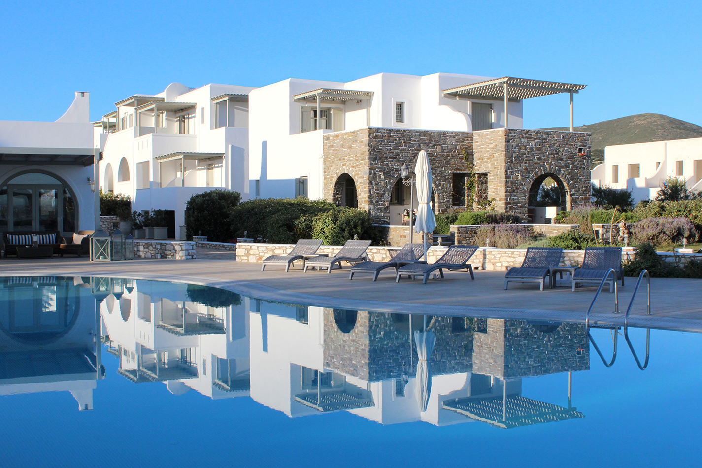 Saint Andrea Seaside Resort, Naoussa, Paros