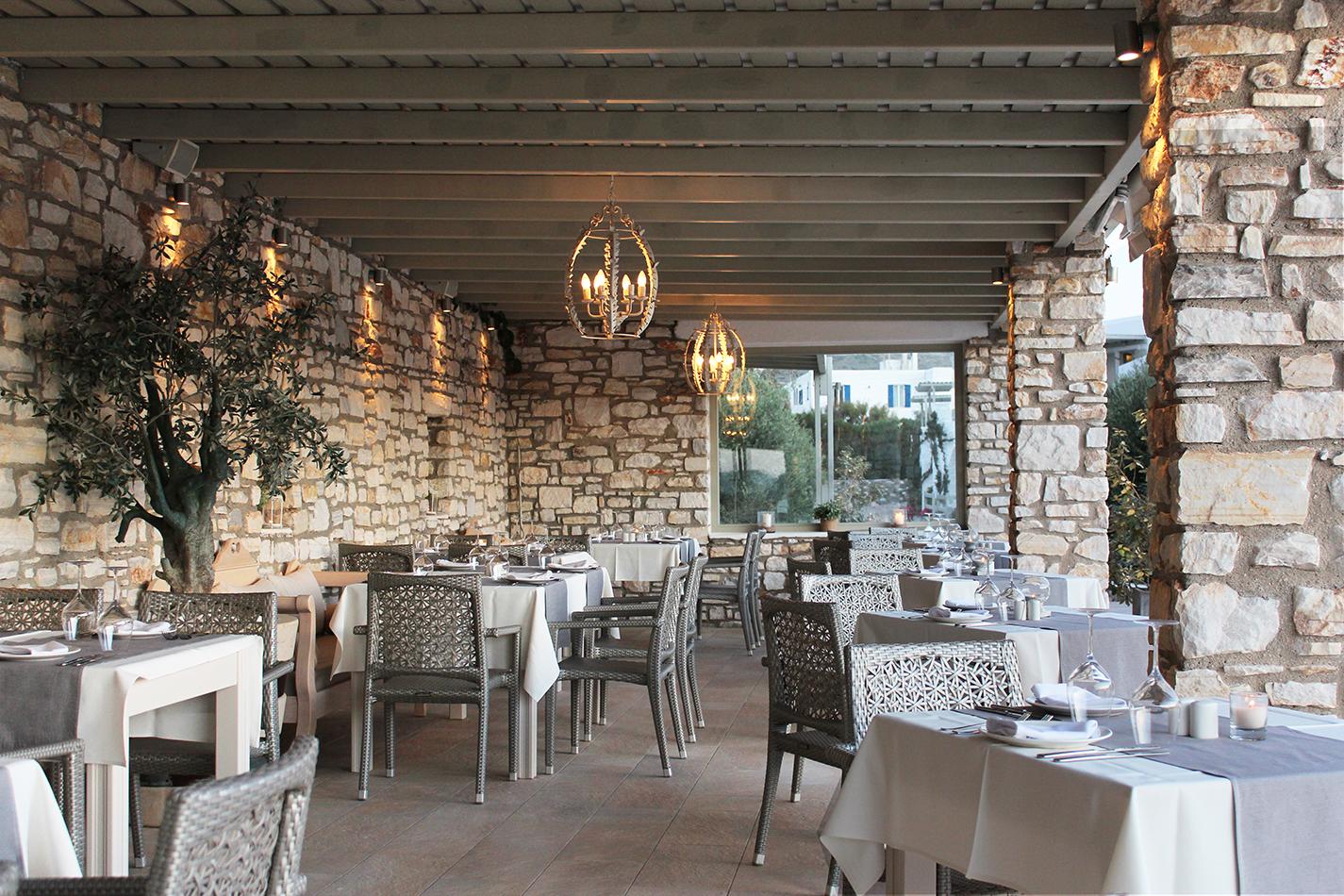 Saint Andrea Seaside Resort, Naoussa, Paros