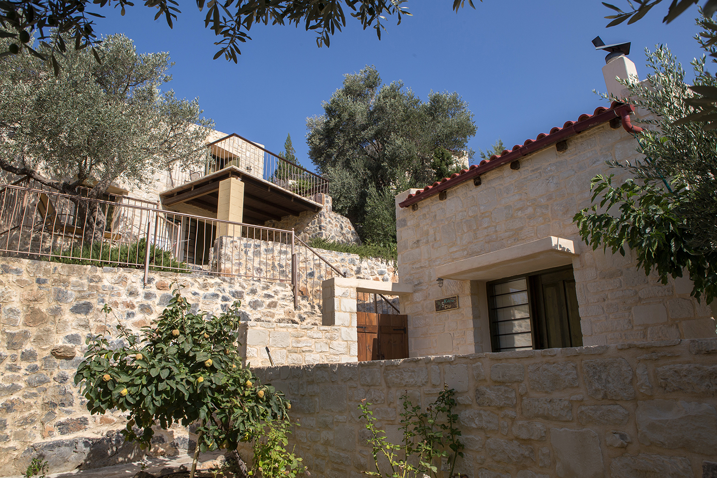 Eleonas Traditional Cottages, Zaros