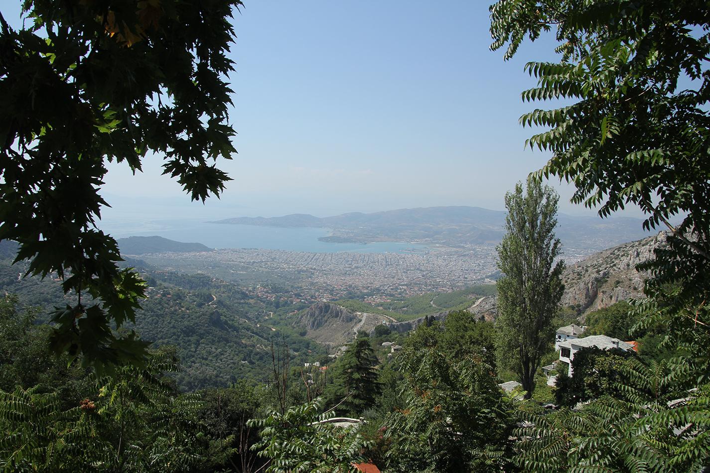 Makrinitsa - Pelion