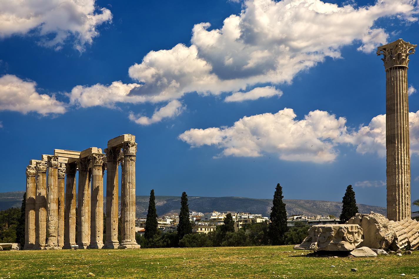 De hoogtepunten van Atheense mythologie