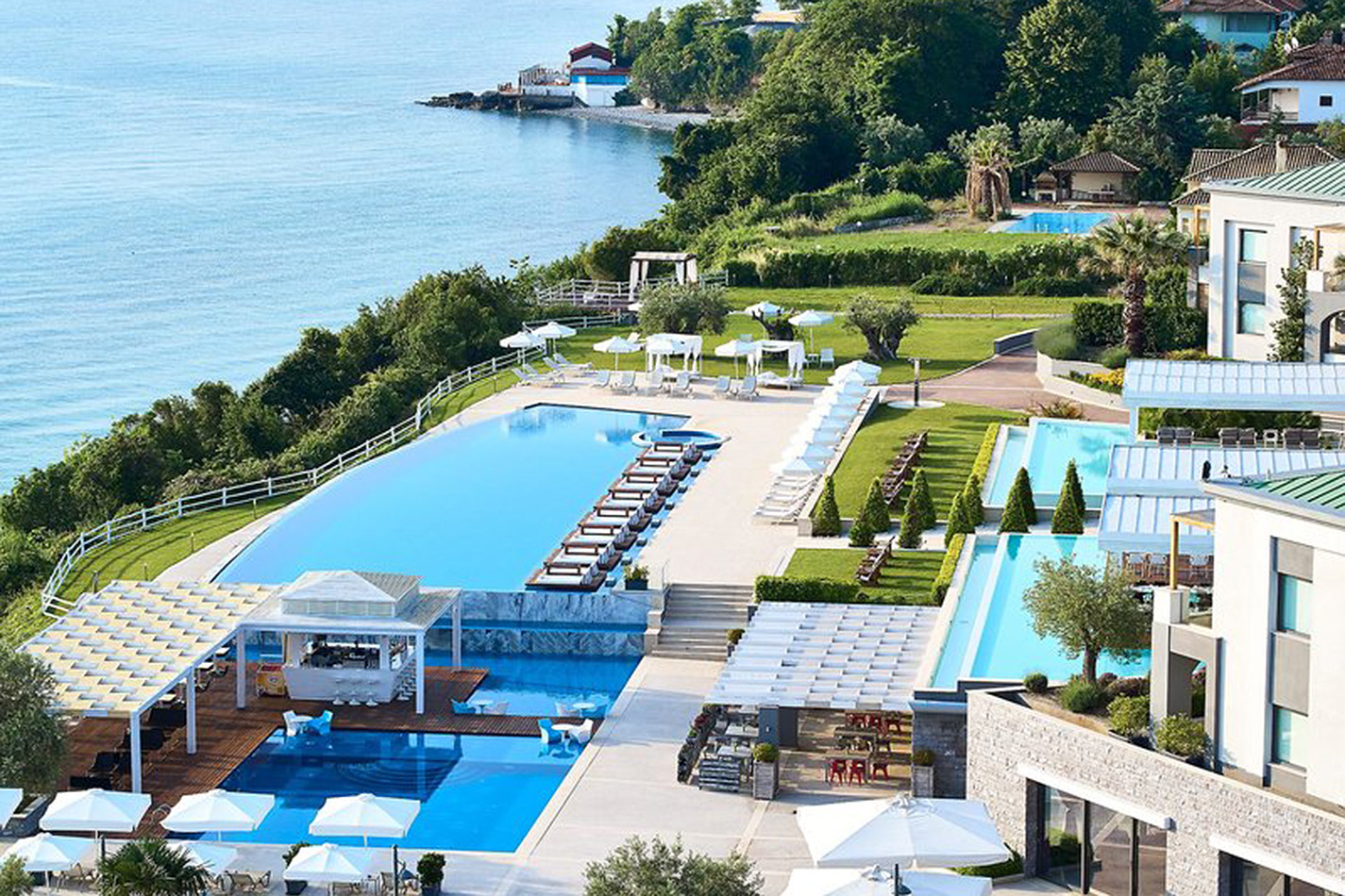 Cavo Olympo Luxury Hotel and Spa