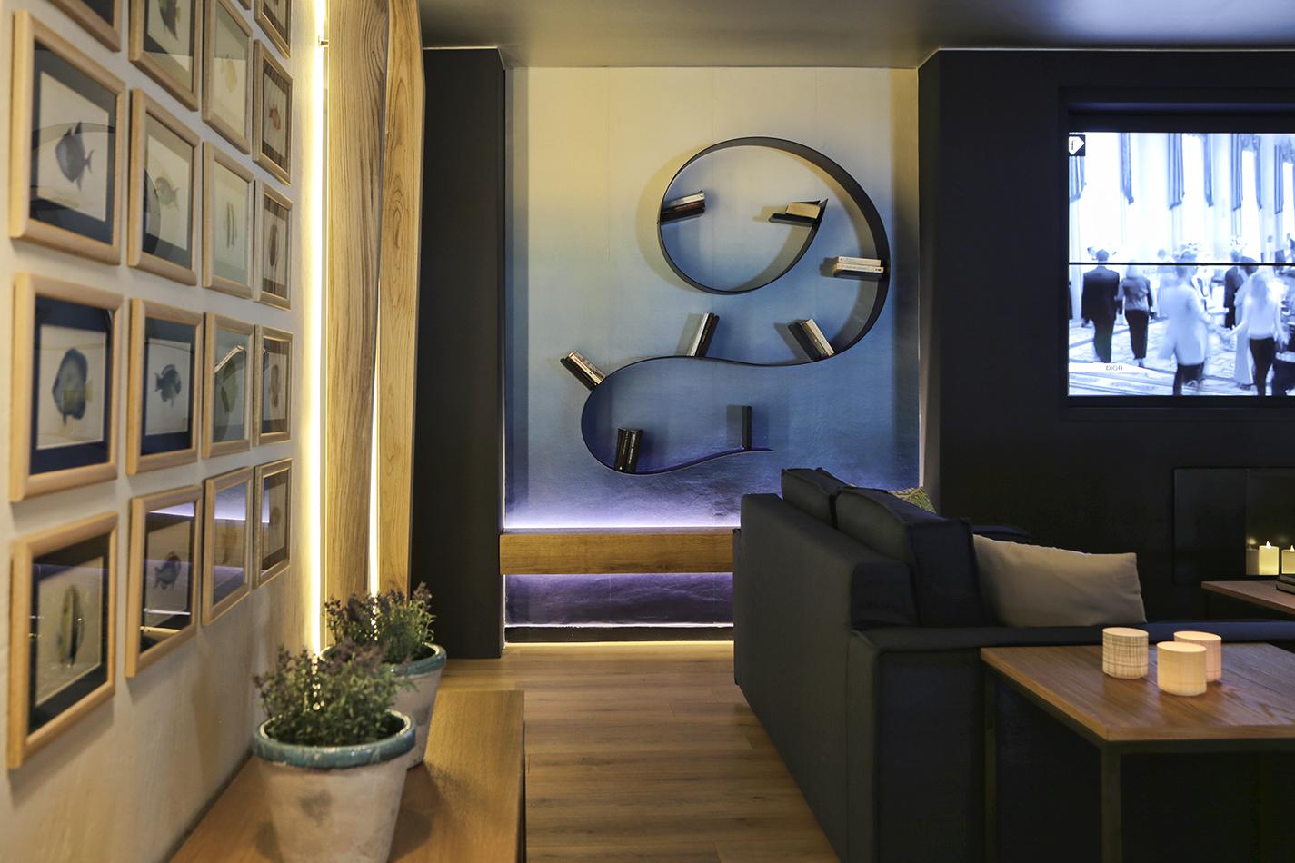 Elounda Blu Lounge
